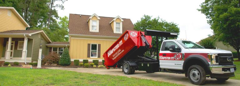 Discount Dumpster rentals in Raleigh NC